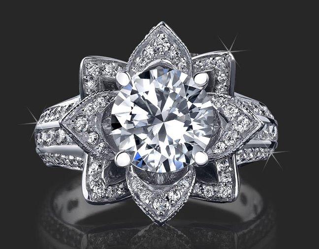 weddingstylist ring Το δαχτυλίδι του αρραβώνα