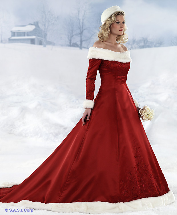 weddingstylist santa Γάμος με άρωμα Χριστουγέννων
