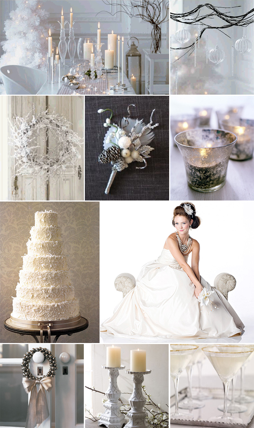 weddingstylist dreaming of a white christmas wedding Χαρούμενα Χριστούγεννα!