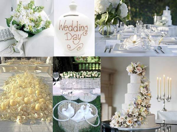 weddingstylist Aall white w Τι λένε τα χρώματα του γάμου σας, για εσάς