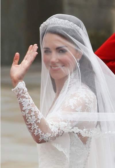 weddingstylist Cate Middlet Κάν το όπως η Κate Middleton