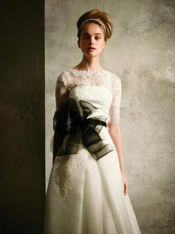weddingstylist Vera Wang Κάν το όπως η Κate Middleton