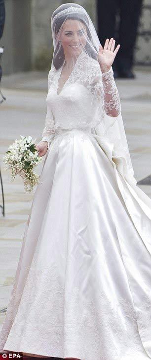 weddingstylist kate middlet Κάν το όπως η Κate Middleton