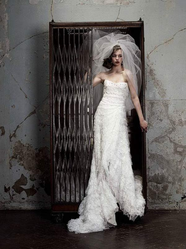 weddingstylist oldfield9 Bruce Oldfield Bridal Collection 2011