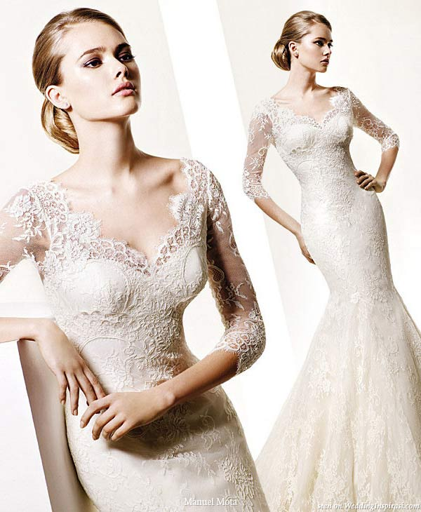 weddingstylist pronovias ma Κάν το όπως η Κate Middleton