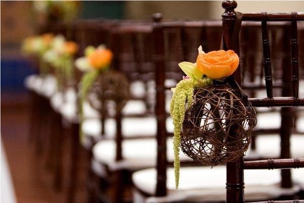 weddingstylist decoration3 Διακόσμηση στο πλάι