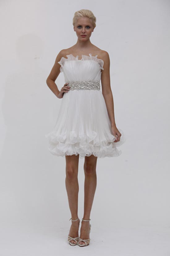 weddingstylist marchesa3 Marchesa Bridal Spring 2012