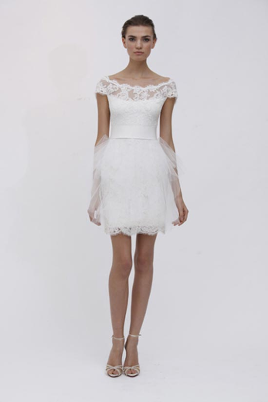 weddingstylist marchesaalan1 Marchesa Bridal Spring 2012