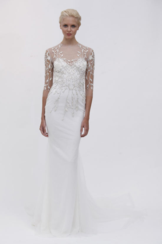 weddingstylist marchesapopp Marchesa Bridal Spring 2012