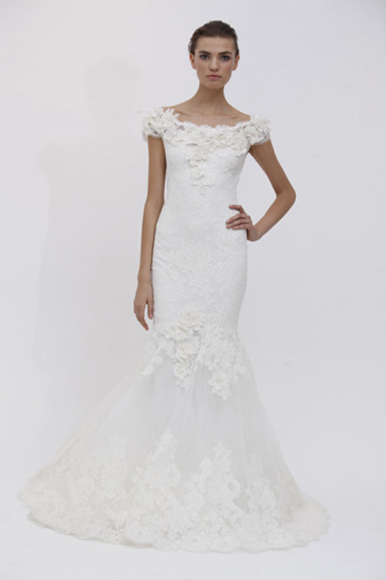weddingstylist marchesathal Marchesa Bridal Spring 2012