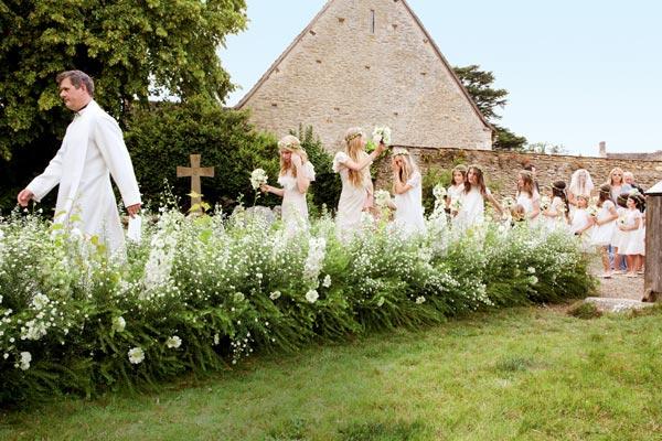 weddingstylist katemoss1 To νυφικό της Kate Moss
