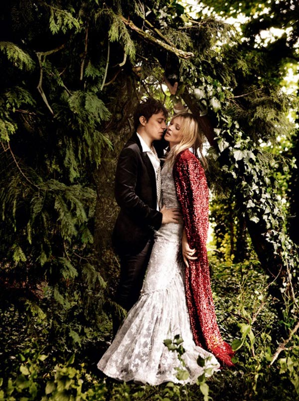 weddingstylist katemoss12 To νυφικό της Kate Moss