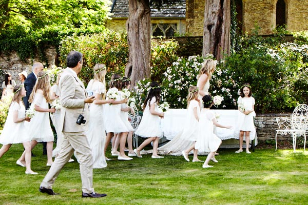 weddingstylist katemoss6 To νυφικό της Kate Moss