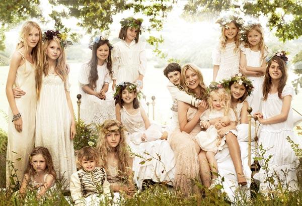 weddingstylist katemoss8 To νυφικό της Kate Moss