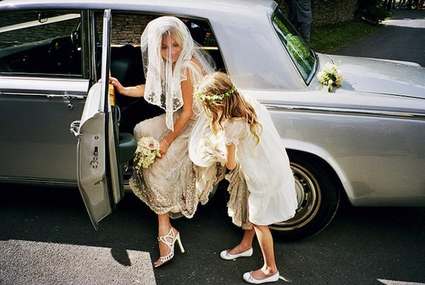 weddingstylist katemoss9 To νυφικό της Kate Moss