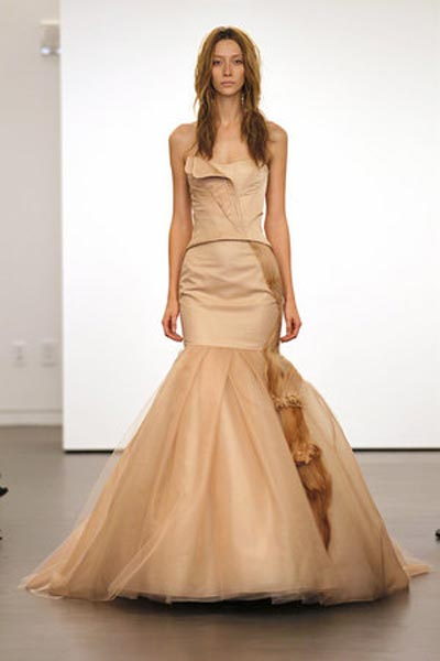 weddingstylist verawang5 Vera Wang Wedding Dresses/ Fall 2012