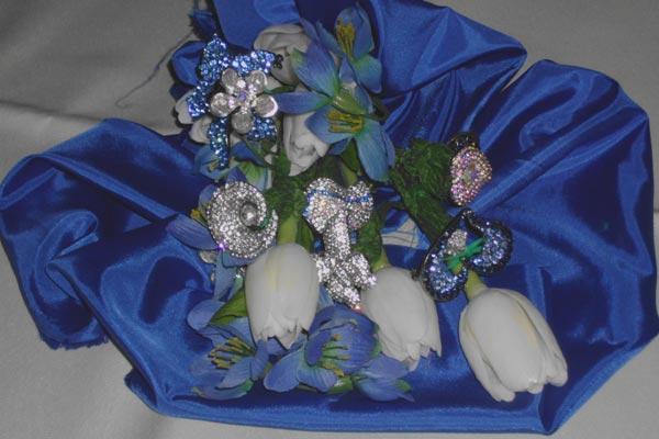weddingstylist weddingflow1 Ανθοδέσμη για στολίδι