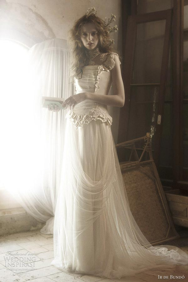 weddingstylist ir de bund1 Ir de Bundό Wedding Dresses 2012