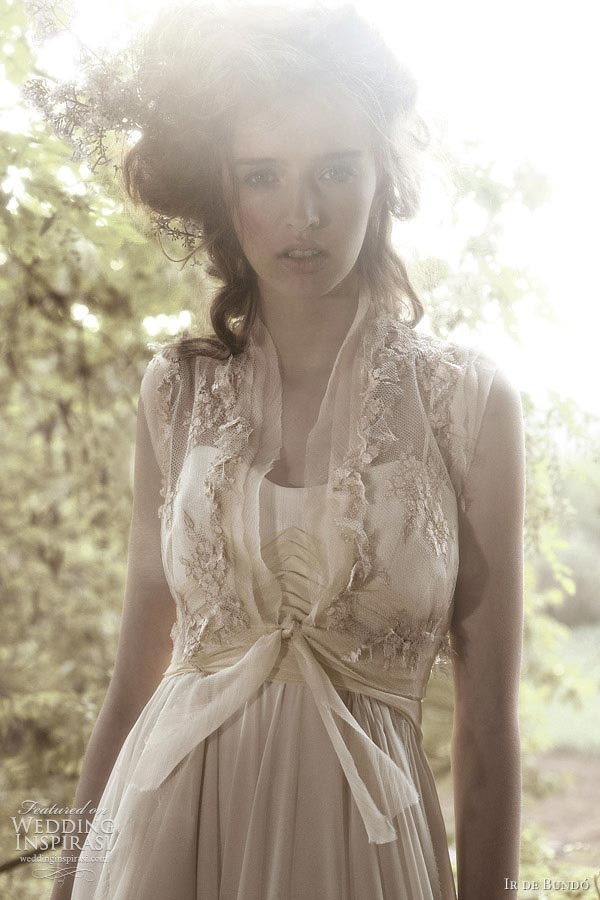weddingstylist ir de bund2 Ir de Bundό Wedding Dresses 2012