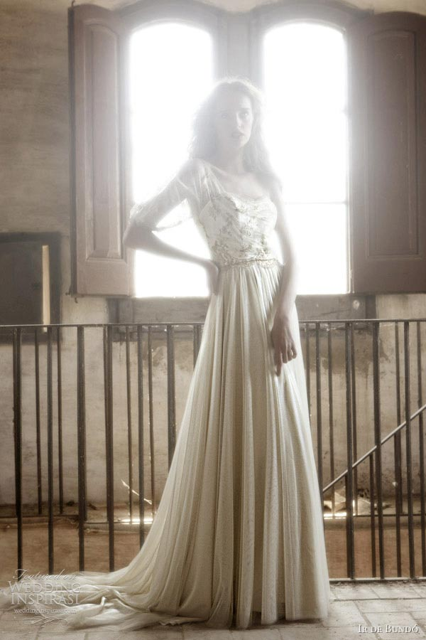 weddingstylist ir de bund3 Ir de Bundό Wedding Dresses 2012