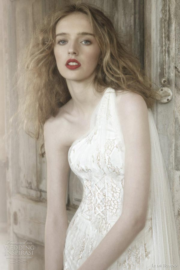 weddingstylist ir de bundo3 Ir de Bundό Wedding Dresses 2012