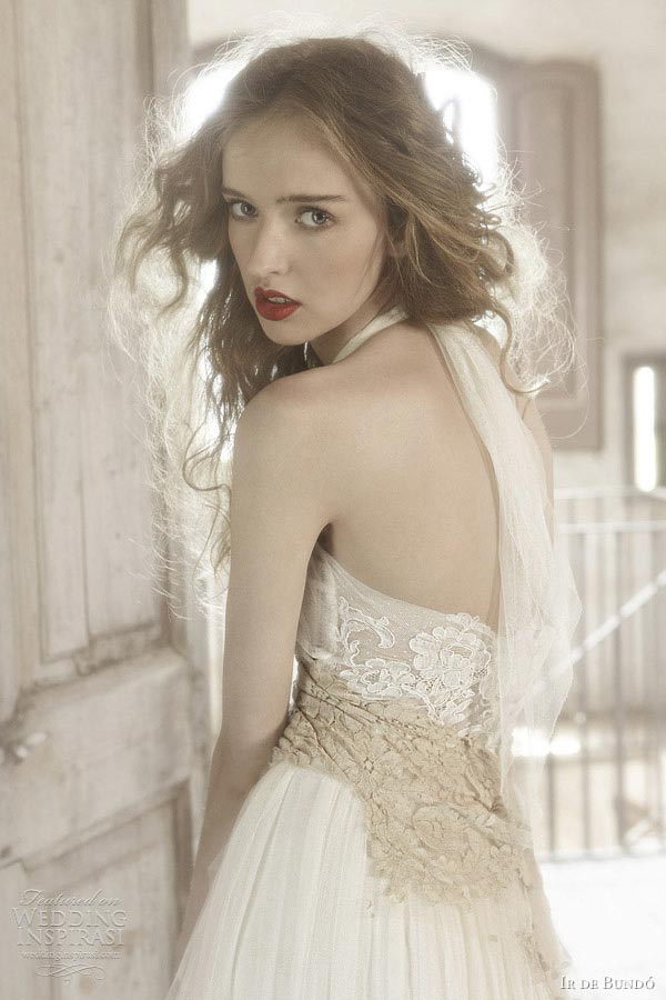 weddingstylist ir de bundo6 Ir de Bundό Wedding Dresses 2012
