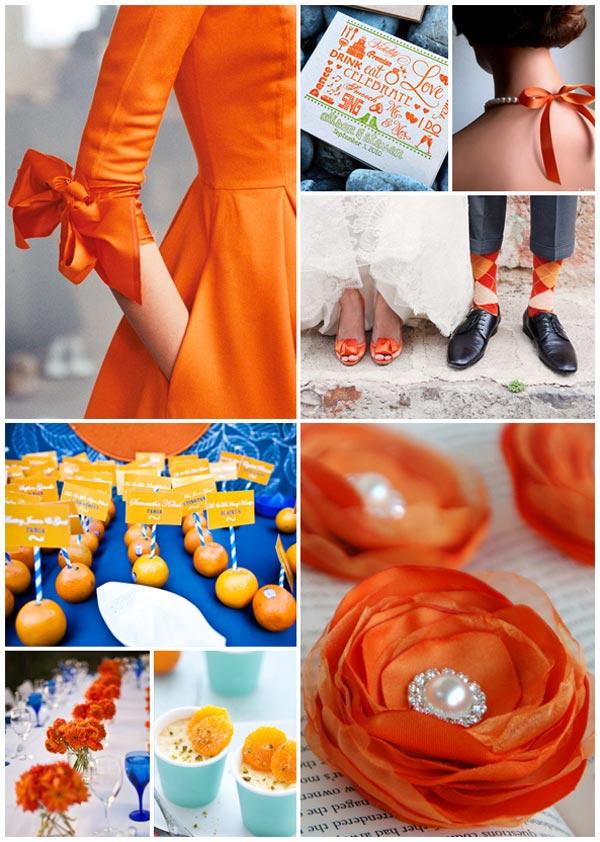 weddingstylist pantone1 Το νέο χρώμα από την Pantone για το 2012