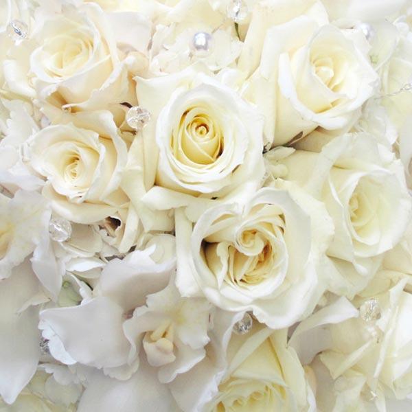 weddingstylist whiteflower Άσπρα λουλούδια στον γάμο σας