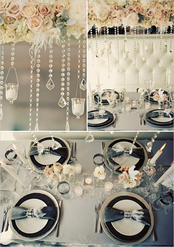 weddingstylist winder6 Ιδέα για χειμερινό γάμο