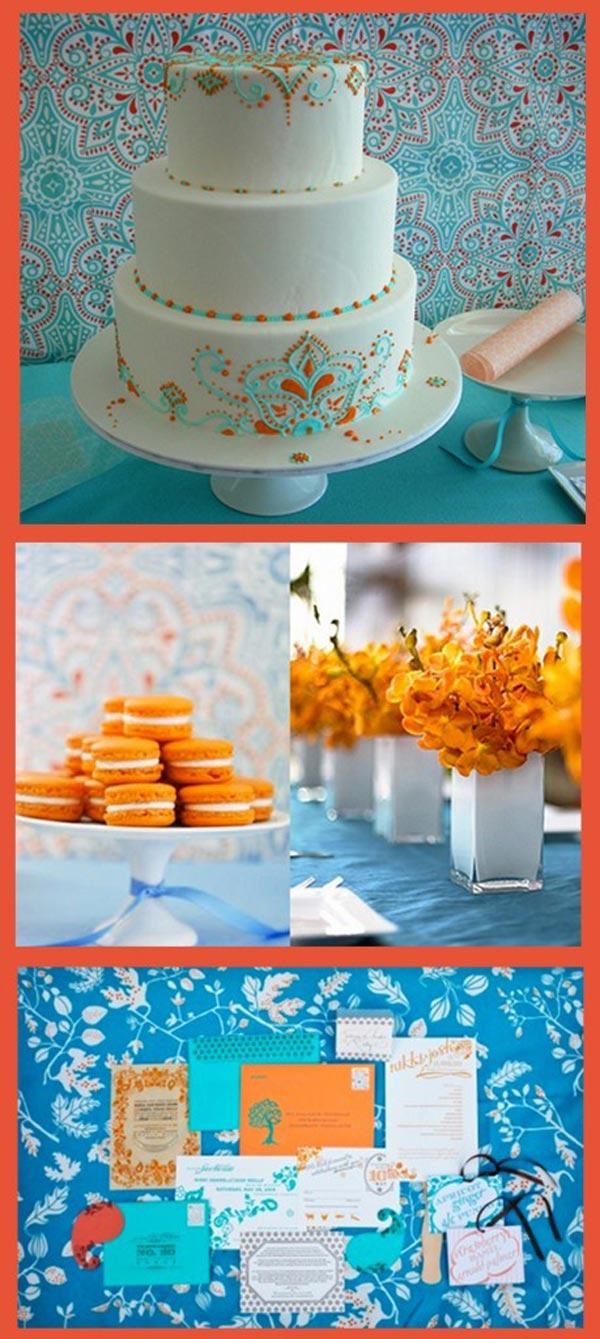 weddingstylist color3 Προτάσεις για το νέο χρώμα της άνοιξης