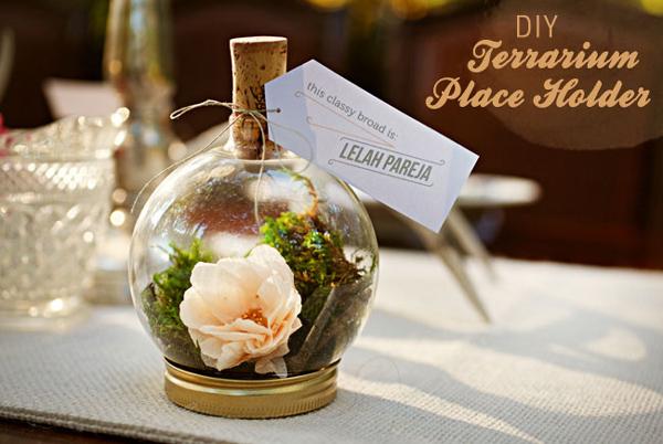 weddingstylist decor D.I.Y  Ιδέα στολισμού για τα τραπέζια της δεξίωσης σας