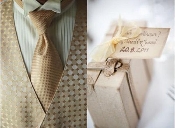 weddingstylist golddec5 Χρυσός γάμος