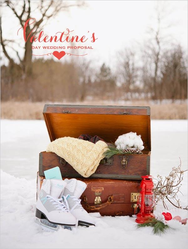 weddingstylist proposal3 Πρόταση γάμου την ημέρα του Αγίου Βαλεντίνου