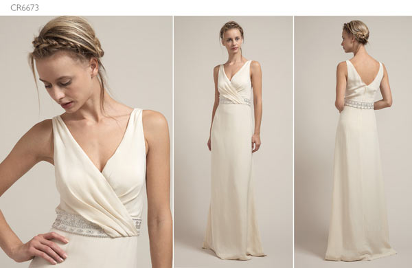 weddingstylist saja Saja Wedding Dresses 2012