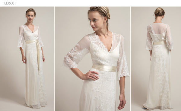 weddingstylist saja3 Saja Wedding Dresses 2012