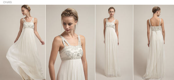 weddingstylist saja5 Saja Wedding Dresses 2012