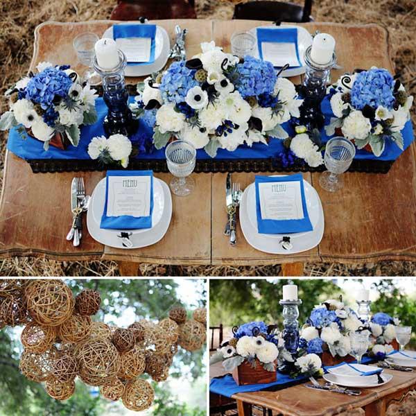 weddingstylist wedding table Σαν από Παραμύθι του…Χόλυγουντ!