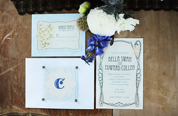 weddingstylist prosklitiria wedding invitations Σαν από Παραμύθι του…Χόλυγουντ!