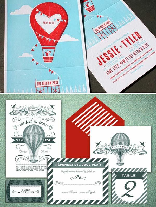 f257882acb5 weddingstylist aerostato invitations Πετάξτε στα σύννεφα...με αερόστατο!