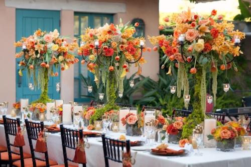 weddingstylist autumn table wedding Φύσηξε στις καρδιές μας αέρας φθινοπωρινός