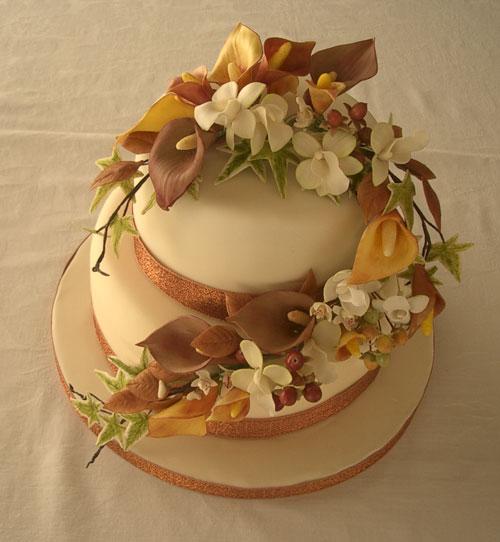 weddingstylist autumncake Φύσηξε στις καρδιές μας αέρας φθινοπωρινός