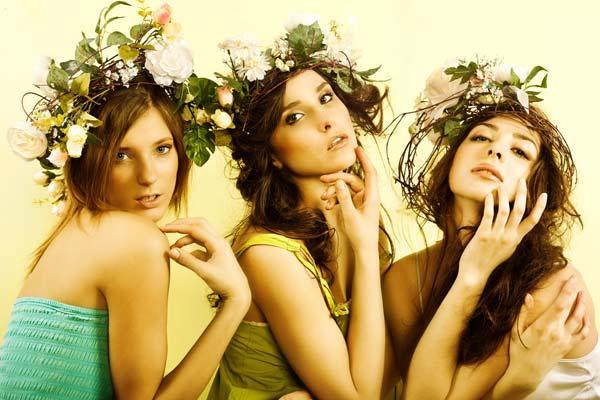 weddingstylist flower crowns gamos Στεφανωθείτε...με πανέμορφα λουλούδια στα μαλλιά!