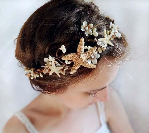 weddingstylist louloudata stefania Στεφανωθείτε...με πανέμορφα λουλούδια στα μαλλιά!