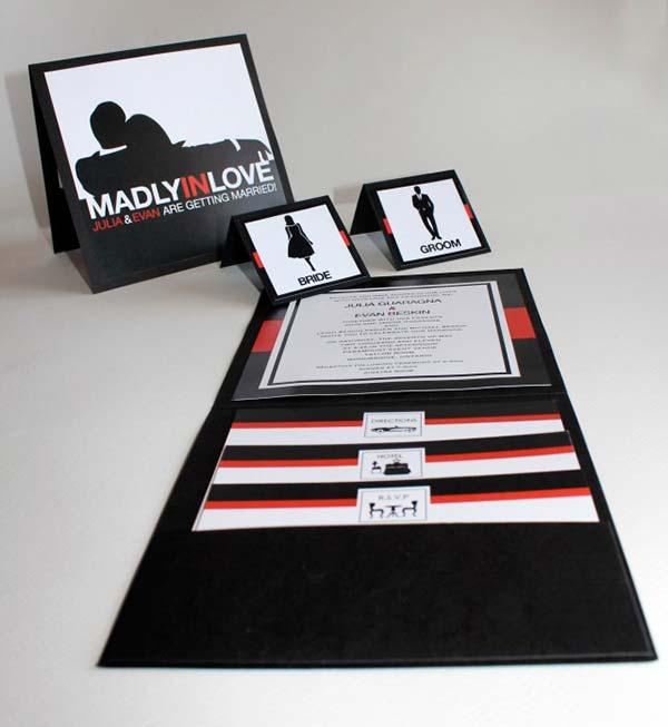 weddingstylist madmen sixties gamos Όταν μια νύφη...μεταφέρεται στο πλατό του Mad Men