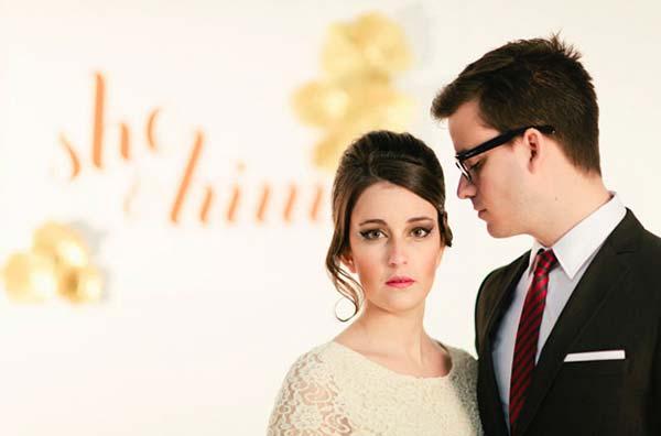 weddingstylist madmen thematikos gamos Όταν μια νύφη...μεταφέρεται στο πλατό του Mad Men