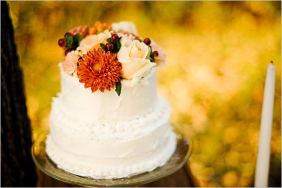 weddinstylist autumn cake Φύσηξε στις καρδιές μας αέρας φθινοπωρινός