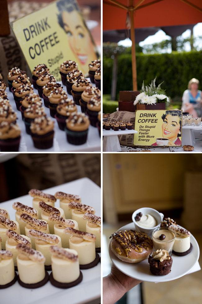 weddingstylist coffee21 Coffee Bar στο γάμο σας; Γιατί όχι;