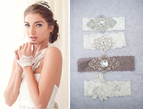 weddingstylist dantela accessories Δαντέλα και πέρλα παντού!