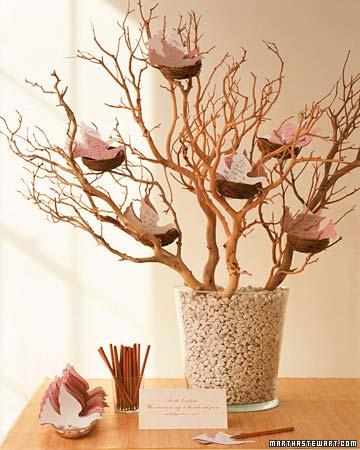 weddingstylist dentroeyxwn guestbook Οι ευχές φωλιάζουν στο δέντρο της αγάπης