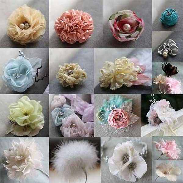 weddingstylist flowers2 Καταπληκτικά λουλούδια, φτιαγμένα στο χέρι